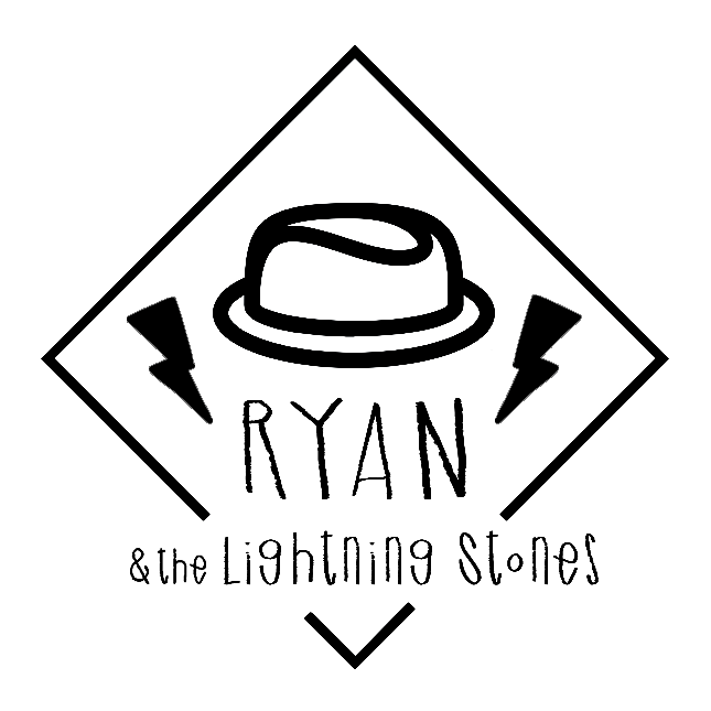 Ryan & The Lightning Stones Logo